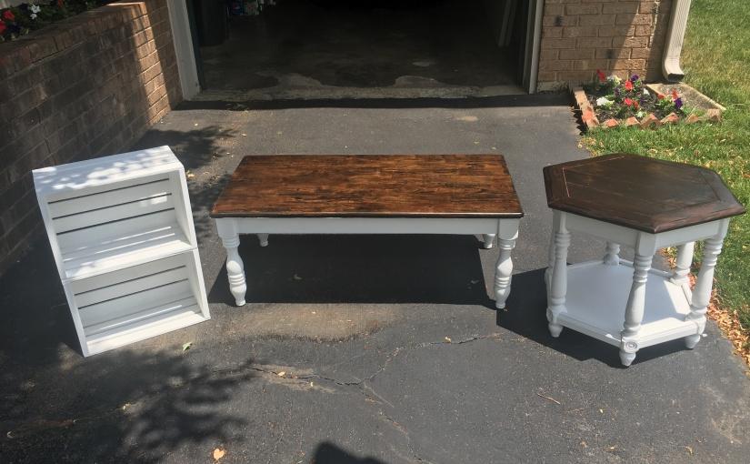 DIY Table Remodel!