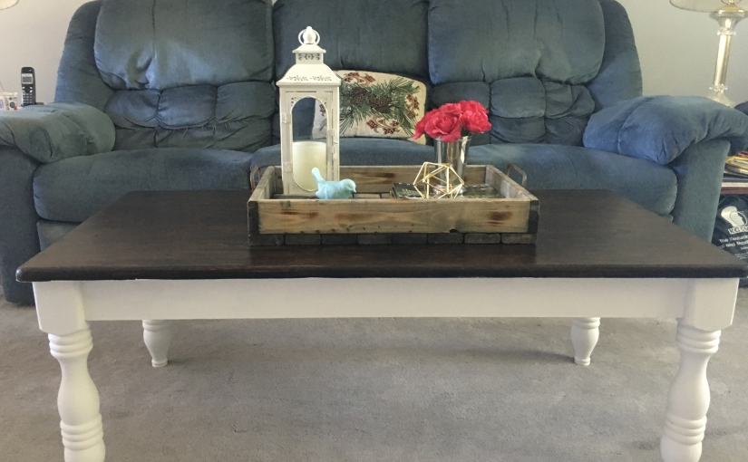 How to Style a Coffee Table Vignette