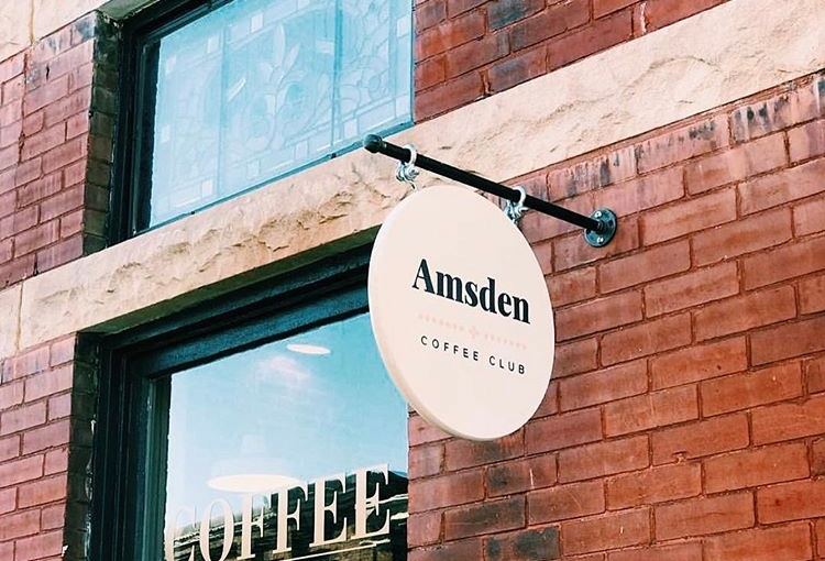 The Amsden GrandOpening