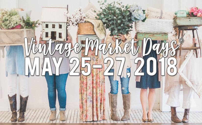 Vintage Market Days of Lexington: Old Fashioned Summertime